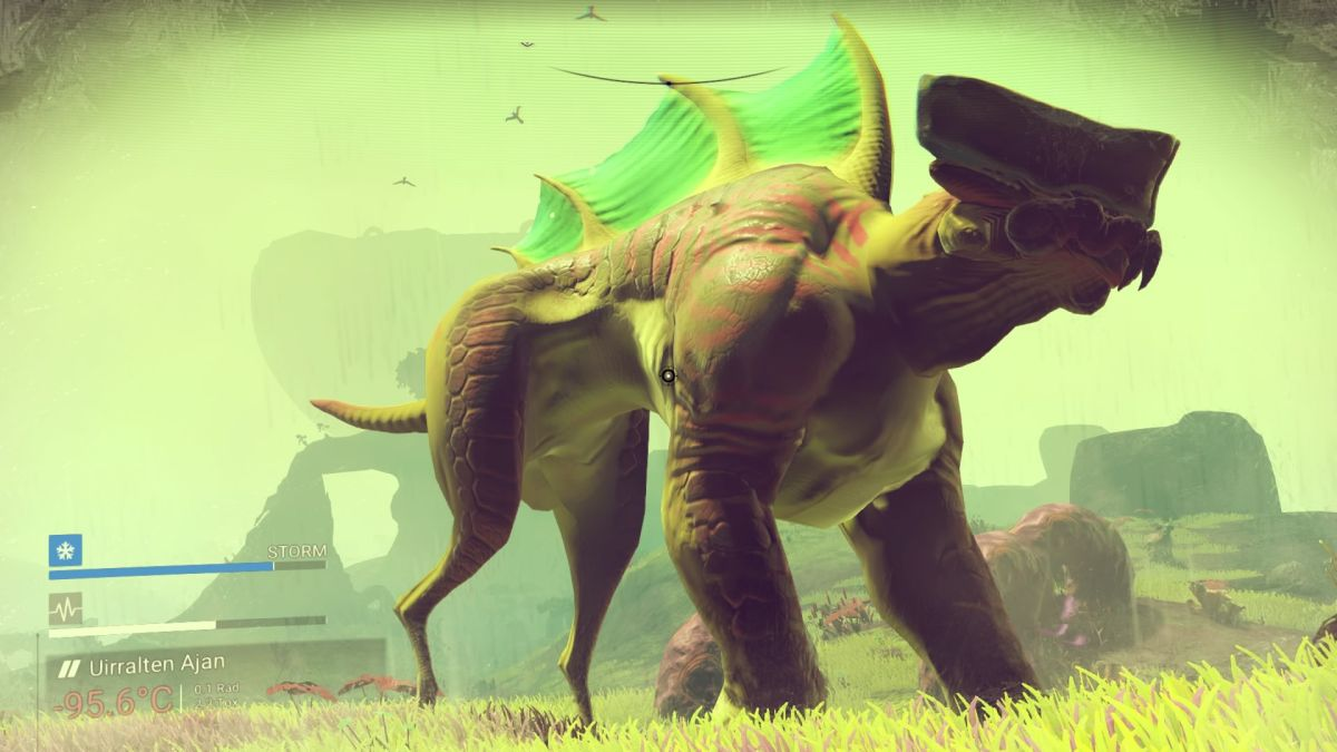 No Man's Sky impressions: our thoughts after two days on PS4