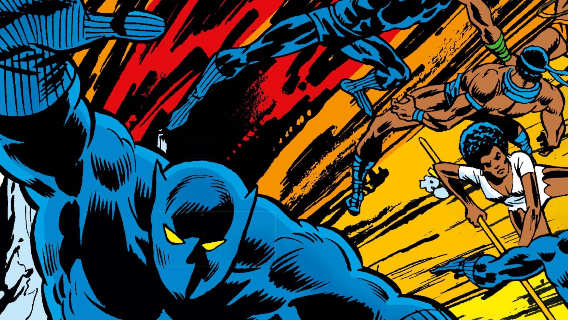 Captain America, Spider-Man, and Black Panther get special edition bookstore collections
