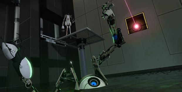 Portal 2 co-op video walkthrough: Page 5 | GamesRadar+