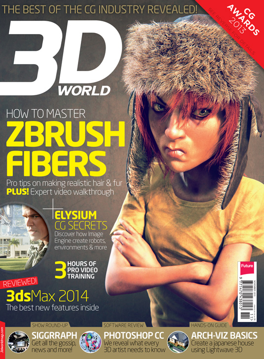 3D World issue 174