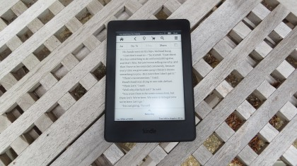 Amazon Kindle Paperwhite (2015) review
