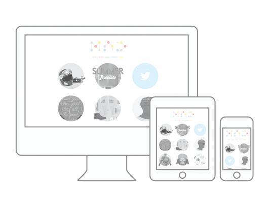HTML animated logo design 27