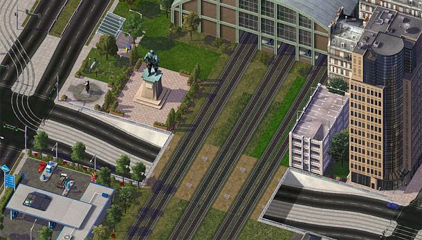 Simcity  Gift Buildings