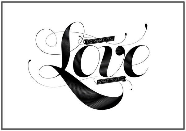 Andrew Footit - Typography Works 2012