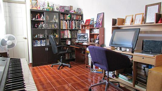 Gonzalo Ordóñez studio