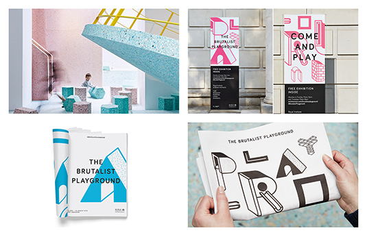 Brand Impact Awards - The Brutalist Playground, by SB