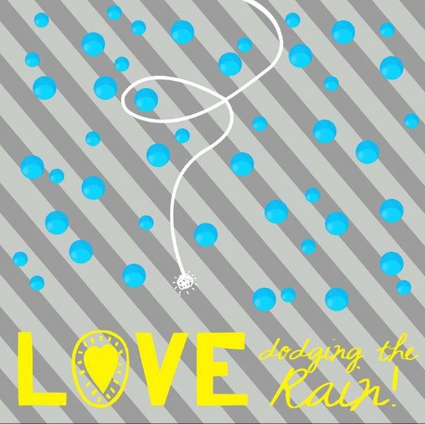 Taine King - Dodging the Rain