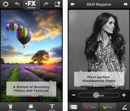 Best iPhone apps: FX Photo Studio