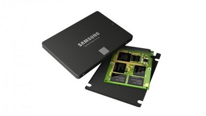 Samsung 850 EVO open