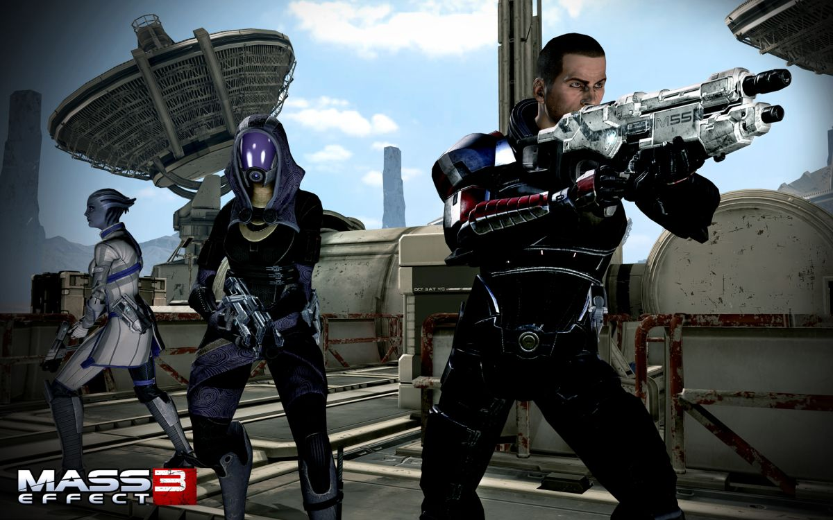 mass effect 3 walkthrough gamesradar. Black Bedroom Furniture Sets. Home Design Ideas