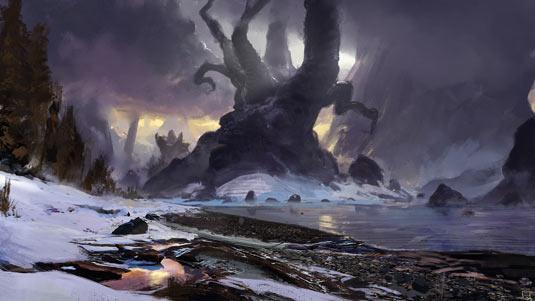 striking landscape final image
