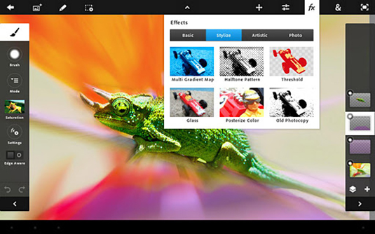 Best Android apps: Photoshop Touch