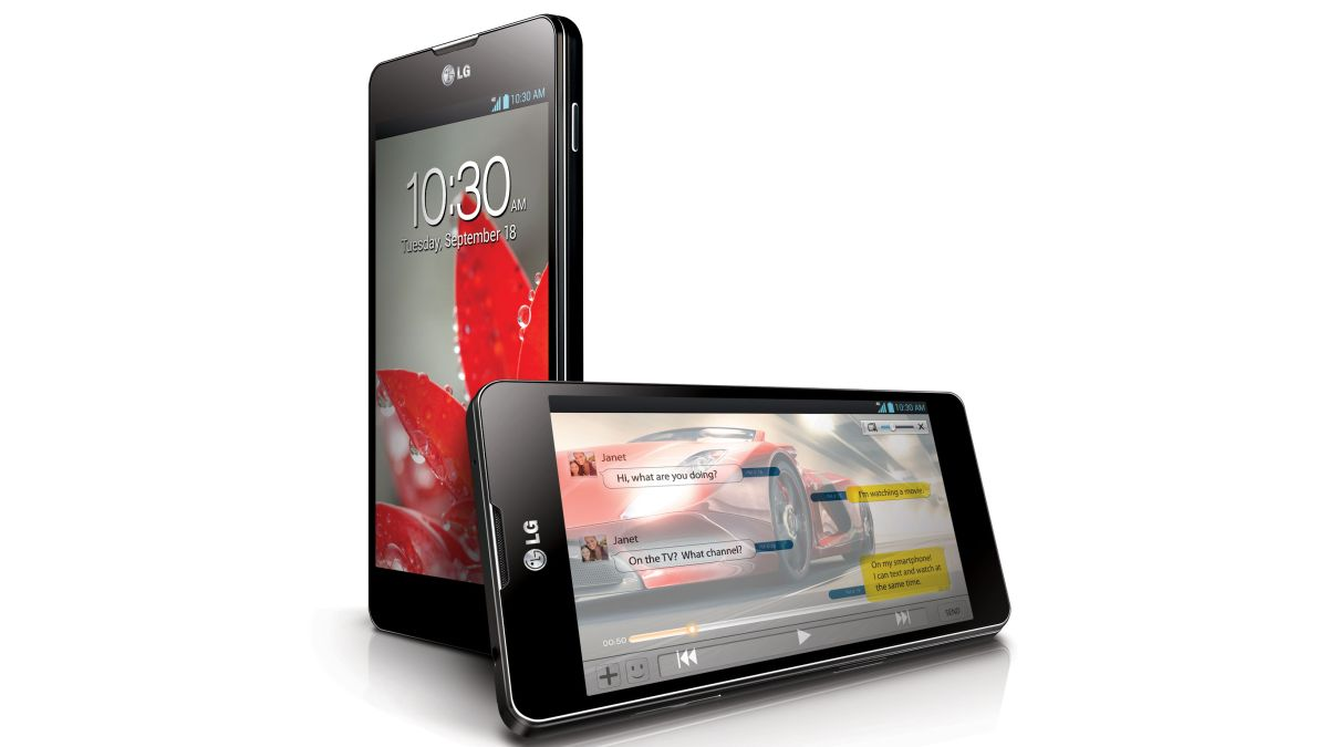 LG Optimus G Pro takes another step towards reality ...