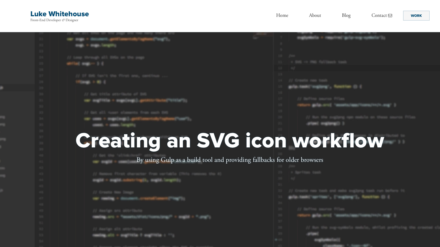 Best SVG icons