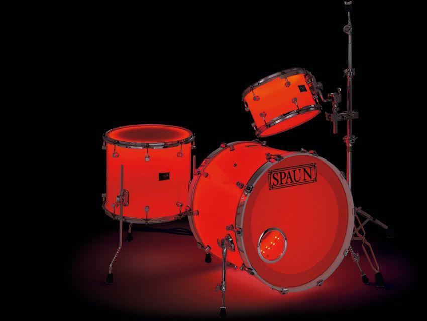 Spaun Custom Led Kit Review Musicradar