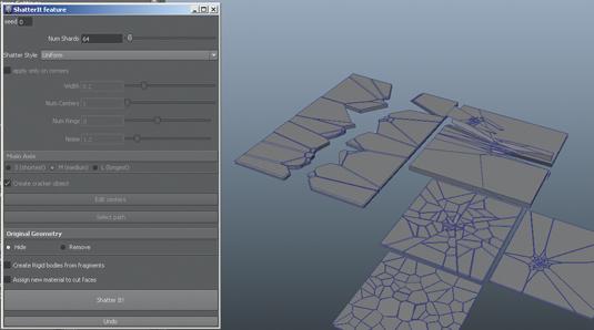 How to build a 3D mech