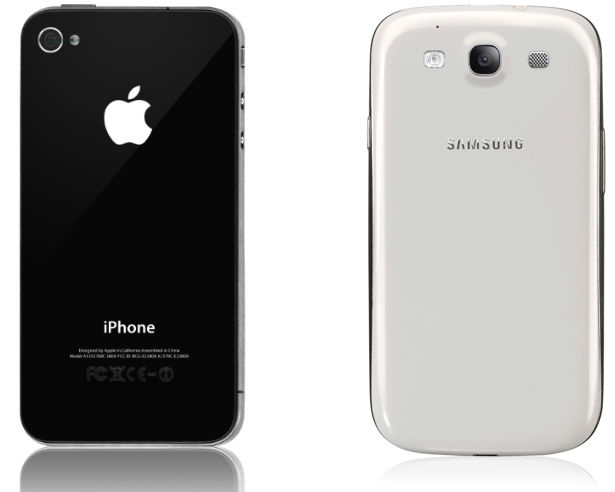 Samsung Galaxy S3 camera vs iPhone 4