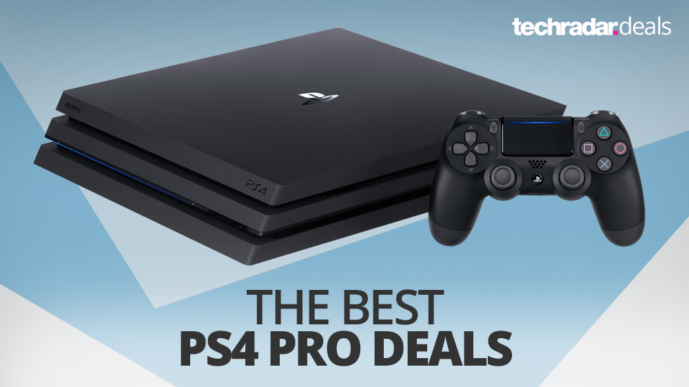 The best PS4 Pro prices, deals and bundles in March 2019