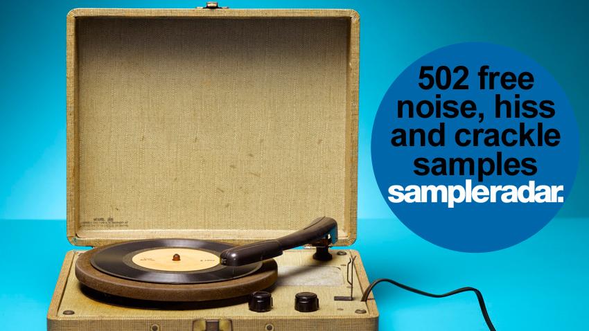 SampleRadar: 502 free noise, hiss and crackle samples | MusicRadar