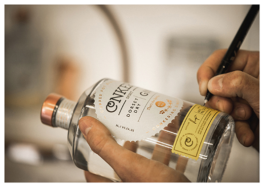 Brand Impact Awards - Conker Gin, by Interabang