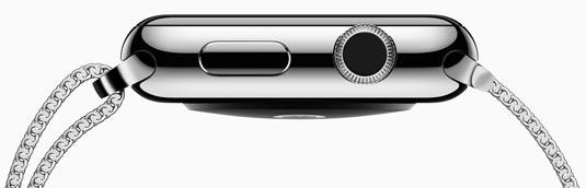 Apple Watch promo shot