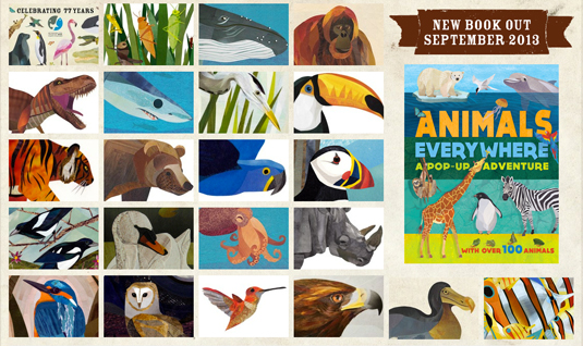 animals everywhere book images