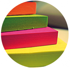 10 things: Post-Its