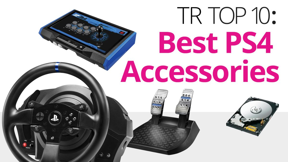 PS4 accessories: All the extras you need to own for your PlayStation 4