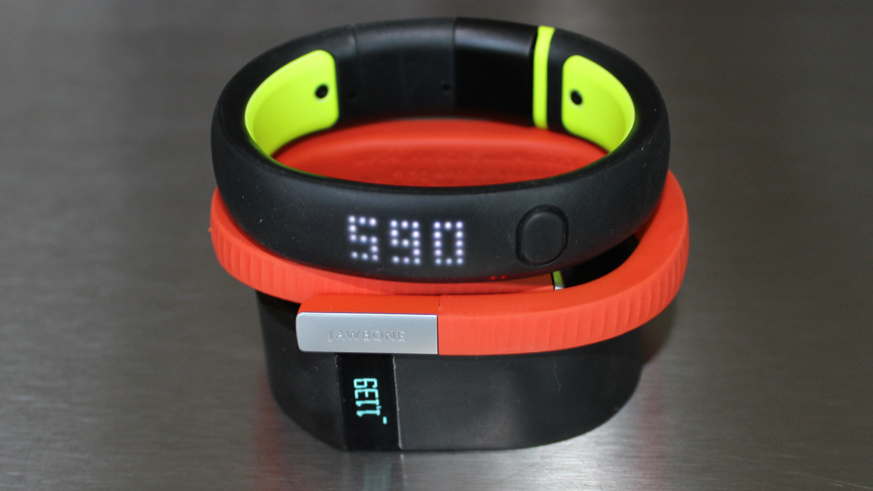 Jawbone Up price vs FuelBand SE and Fitbit Force