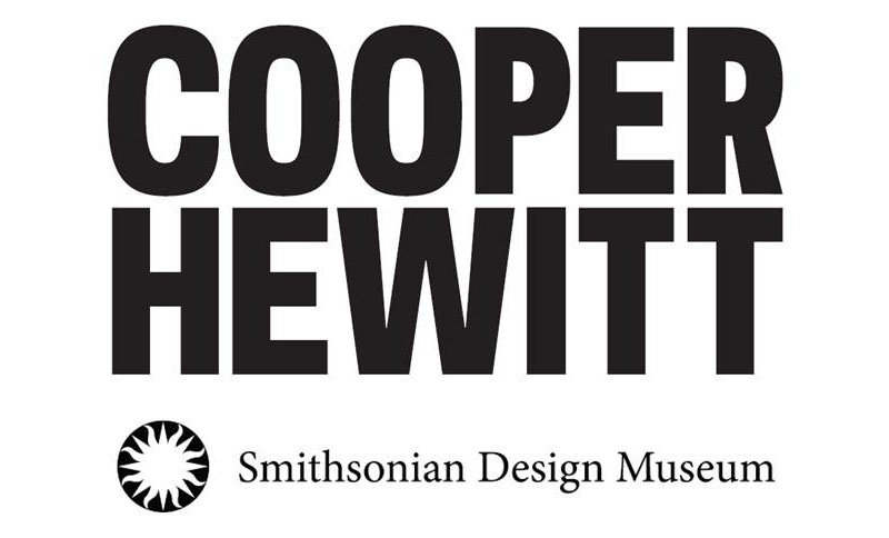 Smithsonian design museum new logo