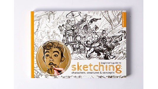 Review: Beginner's Guide to Sketching: Characters, Creatures and Concepts