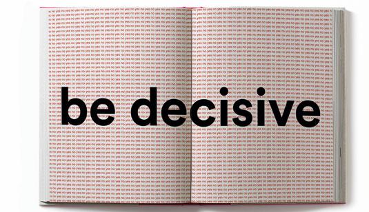 Design your life: make time