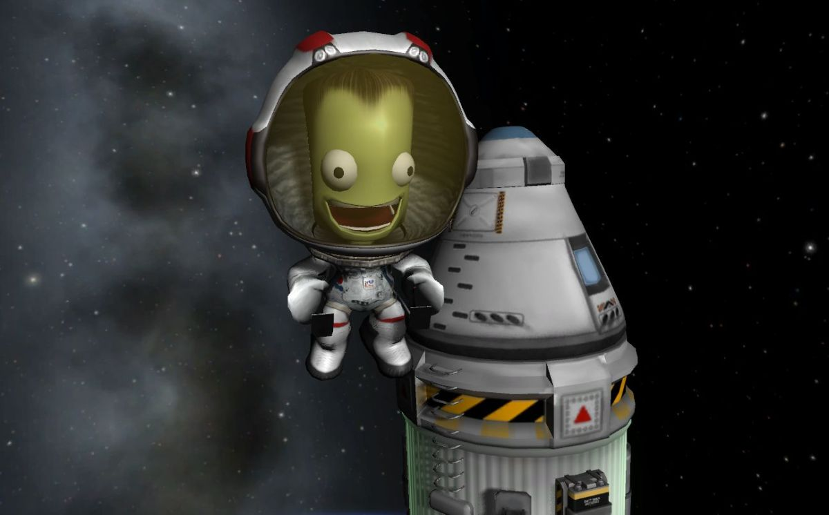 Best Simulation 2015 Kerbal Space Program Pc Gamer