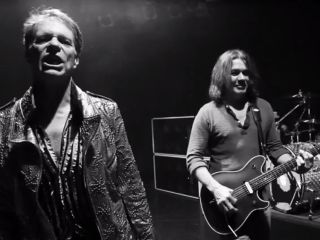 David Lee Roth and Eddie Van Halen want to Tattoo you