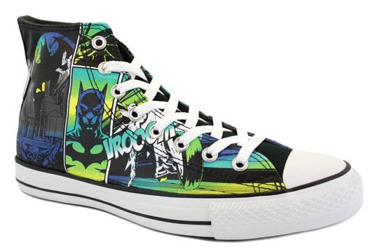 Bat merchandise: Converse
