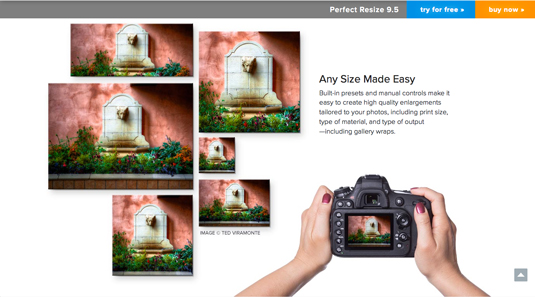 Photoshop Plugins - Perfect Rezie 9.0