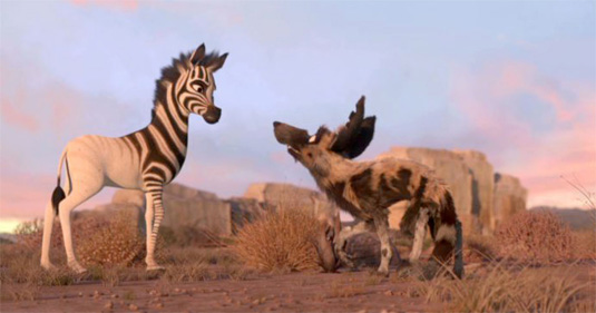 best 3D movies: Khumba