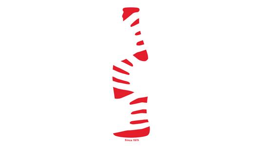 coca-cola bottle branding