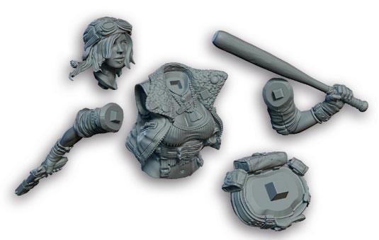 Sculpting tips - Smart cuts and keys