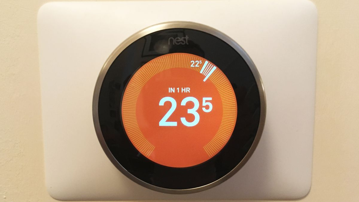Nest Learning Thermostat Review Techradar