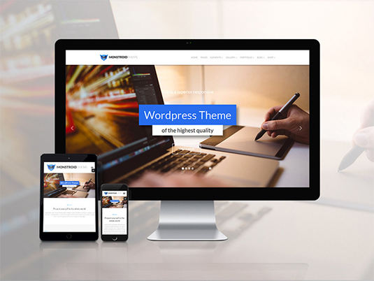 Grab Over 40 Professional WordPress Themes for under $40