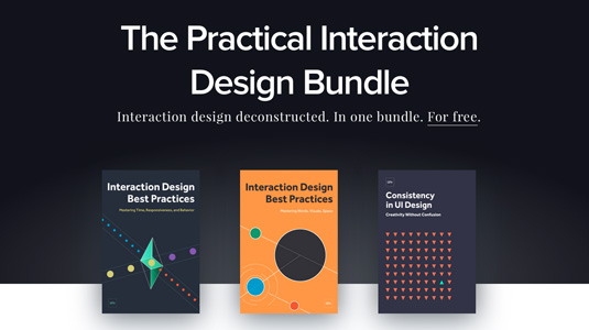 UXPin Practical Interaction Design ebooks