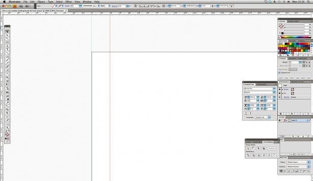 Use a column grid: step 5