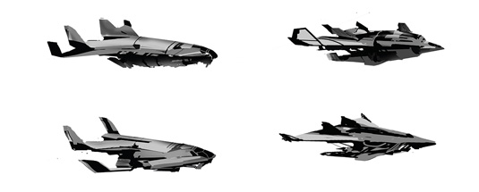 Game Space Ship: step 4