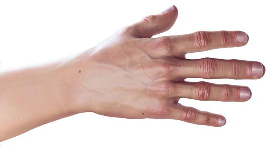 How to sculpt a 3D hand