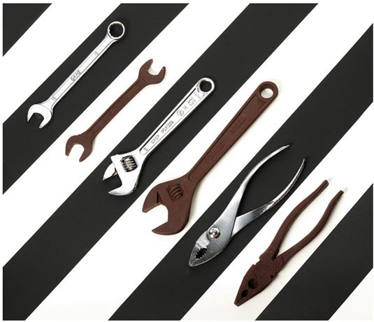 Photo of spanners