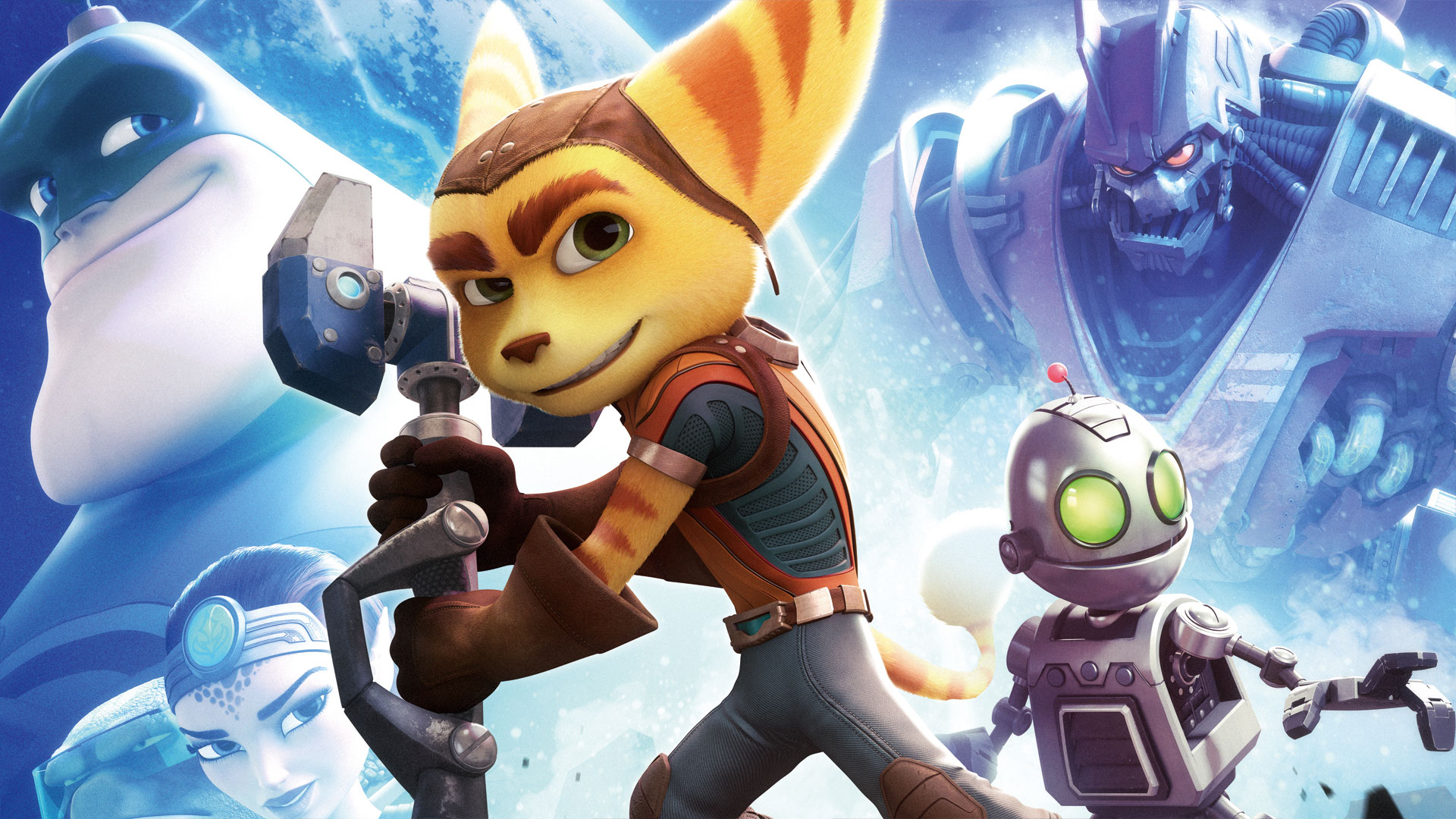 Portfolio tips for games artists - Ratchet & Clank