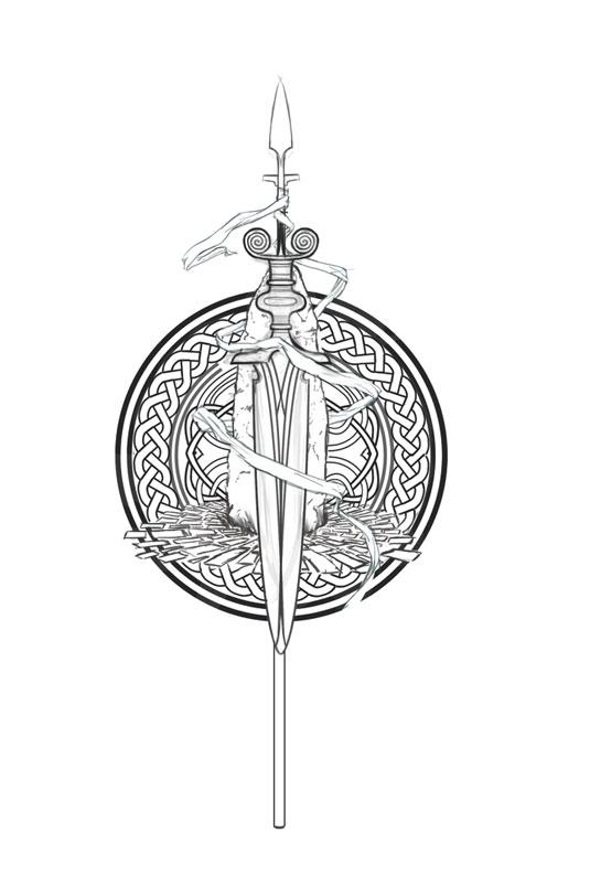 celtic tattoo 2