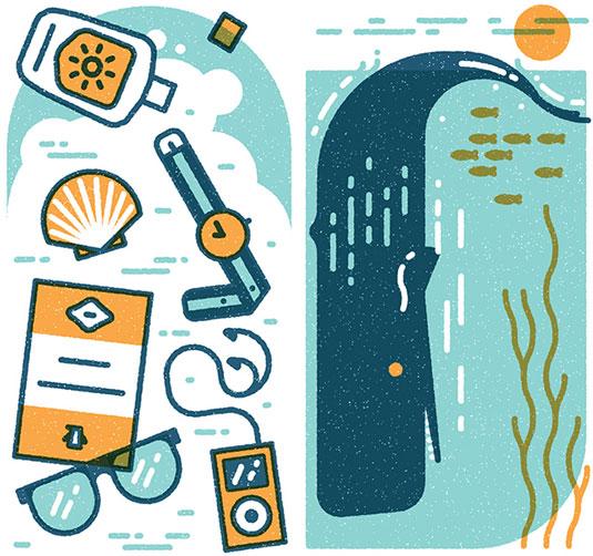 Muti studio illustrations