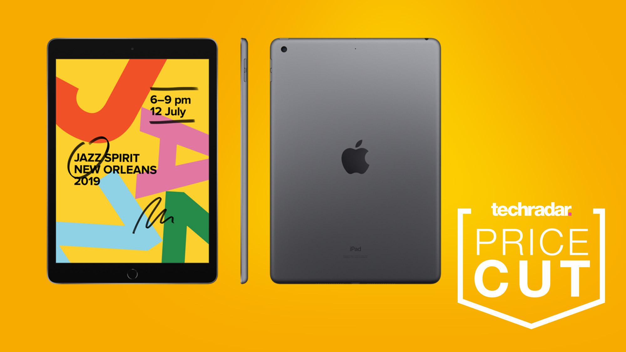 iPad deal alert: the latest model Apple iPad gets an $80 price cut